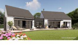 Maison+Terrain de 4 pièces avec 3 chambres à Saint Thurial 35310 – 281283 € - MCHO-21-03-04-18