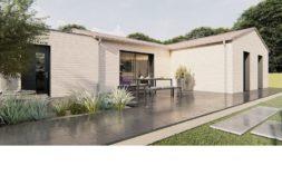 Maison+Terrain de 5 pièces avec 3 chambres à Beaumont sur Lèze 31870 – 272098 € - PCR-20-05-29-50