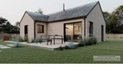 Maison+Terrain de 3 pièces avec 2 chambres à Langan 35850 – 165208 € - MCHO-20-10-06-2