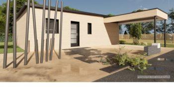 Maison+Terrain de 4 pièces avec 3 chambres à Bouëxière 35340 – 215984 € - MCHO-21-03-04-82