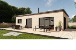 Maison+Terrain de 4 pièces avec 3 chambres à Saint Thurial 35310 – 183819 € - MCHO-20-06-01-138