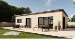 Maison+Terrain de 4 pièces avec 3 chambres à Ercé près Liffré 35340 – 196148 € - MCHO-20-10-06-19