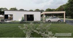 Maison+Terrain de 3 pièces avec 2 chambres à Saint Lys 31470 – 234377 € - CLE-20-10-02-41