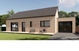 Maison+Terrain de 4 pièces avec 2 chambres à Grâces 22200 – 165369 € - MLAG-20-08-26-20