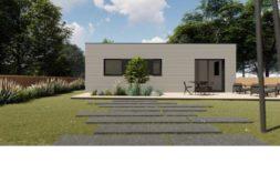 Maison+Terrain de 4 pièces avec 2 chambres à Saint-Marcel 56140 – 132821 € - BS-21-04-14-4