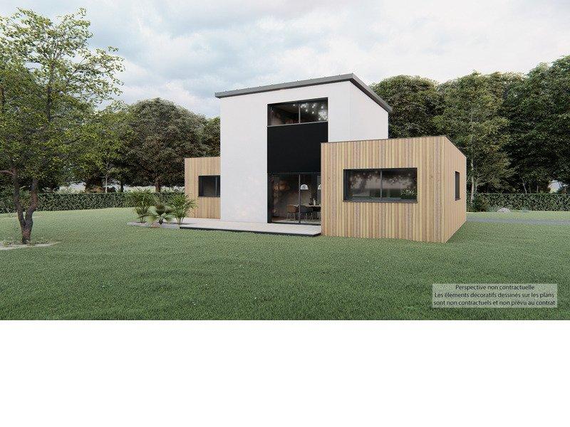 Maison+Terrain de 5 pièces avec 3 chambres à Hôpital Camfrout 29460 – 271621 € - CPAS-20-06-02-10