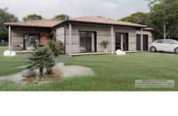 Maison+Terrain de 4 pièces avec 3 chambres à Portets 33640 – 467599 € - CDUS-20-11-25-5