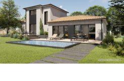 Maison+Terrain de 4 pièces avec 3 chambres à Saint-Aubin-de-Médoc 33160 – 573857 € - CDUS-20-10-09-37