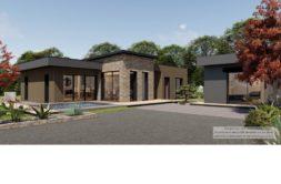 Maison+Terrain de 6 pièces avec 3 chambres à Landerneau 29800 – 401543 € - CPAS-20-10-05-10