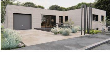 Maison+Terrain de 5 pièces avec 4 chambres à Moëlan-sur-Mer 29350 – 218171 € - BCAN-21-04-15-1