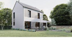 Maison+Terrain de 5 pièces avec 4 chambres à Bédée 35137 – 234900 € - ABRE-21-01-17-61
