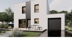 Maison+Terrain de 4 pièces avec 3 chambres à Boisgervilly 35360 – 201377 € - ABRE-20-11-26-93