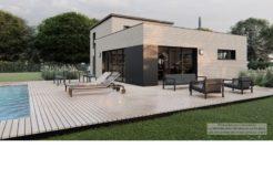 Maison+Terrain de 5 pièces avec 3 chambres à Bennecourt 78270 – 368733 € - PFOU-21-01-31-14