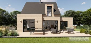 Maison+Terrain de 5 pièces avec 3 chambres à Bennecourt 78270 – 290833 € - PFOU-21-01-31-17