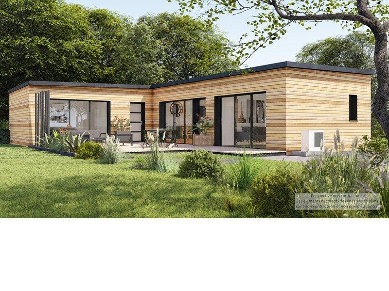A Vendre Maison Bois Terrain 5 Pieces 90 M Sur Terrain De 1000 M A Choisel 78460 Trecobois