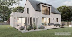 Maison+Terrain de 5 pièces avec 3 chambres à Fontenay-Mauvoisin 78200 – 372655 € - PFOU-20-09-30-56
