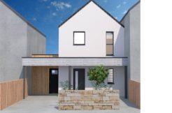 Maison+Terrain de 4 pièces avec 2 chambres à Quimper 29000 – 205048 € - MBE-20-10-07-1