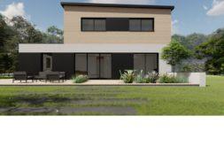 Maison+Terrain de 5 pièces avec 4 chambres à Rosporden 29140 – 262035 € - RCAB-20-10-13-23