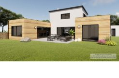 Maison+Terrain de 4 pièces avec 3 chambres à Saint Évarzec 29170 – 321733 € - RCAB-21-03-03-55
