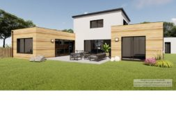 Maison+Terrain de 4 pièces avec 3 chambres à Rosporden 29140 – 292825 € - RCAB-20-10-13-25