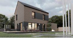 Maison+Terrain de 7 pièces avec 2 chambres à Laillé 35890 – 234140 € - ABRE-21-09-01-4