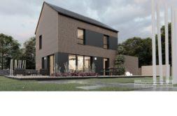 Maison+Terrain de 7 pièces avec 2 chambres à Theil-de-Bretagne 35240 – 201503 € - ABRE-21-05-13-27