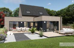 Maison+Terrain de 6 pièces avec 4 chambres à Hillion 22120 – 262314 € - YLM-21-08-25-3