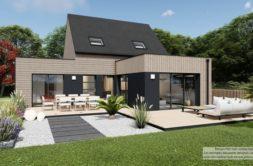 Maison+Terrain de 6 pièces avec 4 chambres à Pordic 22590 – 72660 € - YLM-20-10-29-16