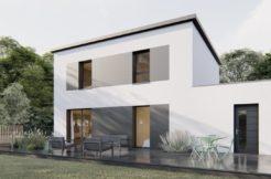 Maison+Terrain de 7 pièces avec 4 chambres à Cléguer 56620 – 216523 € - BCAN-20-11-19-5