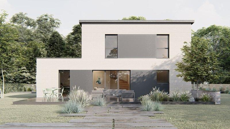 Maison+Terrain de 5 pièces avec 4 chambres à Semussac 17120 – 228135 € - FMAS-20-11-26-41