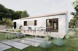 Maison+Terrain de 3 pièces avec 2 chambres à Villariès 31380 – 248848 € - MBIA-21-01-19-47