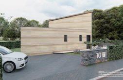 Maison+Terrain de 4 pièces avec 3 chambres à Tournefeuille 31170 – 390976 € - MBIA-21-01-19-59