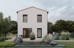 Maison+Terrain de 4 pièces avec 3 chambres à Tournefeuille 31170 – 413718 € - MBIA-21-01-19-55