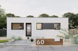 Maison+Terrain de 3 pièces avec 2 chambres à Semussac 17120 – 169519 € - FMAS-21-02-11-2
