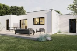 Maison+Terrain de 4 pièces avec 3 chambres à Saujon 17600 – 233774 € - FMAS-21-01-14-34
