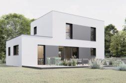 Maison+Terrain de 5 pièces avec 4 chambres à Chaillevette 17890 – 231781 € - FMAS-21-03-03-12