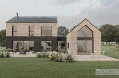 Maison+Terrain de 6 pièces avec 3 chambres à Forest-Landerneau 29800 – 440515 € - CPAS-21-07-08-2