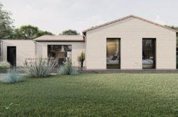Maison+Terrain de 4 pièces avec 3 chambres à Saujon 17600 – 210504 € - FMAS-21-01-14-35