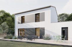 Maison+Terrain de 5 pièces avec 4 chambres à Saujon 17600 – 215130 € - FMAS-21-02-10-20