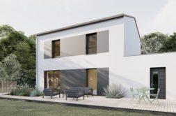 Maison+Terrain de 5 pièces avec 4 chambres à Éguille 17600 – 240378 € - FMAS-20-12-22-5