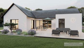 Maison+Terrain de 4 pièces avec 3 chambres à Tronchet 35540 – 376192 € - JBLB-21-04-14-5