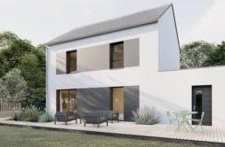 Maison+Terrain de 6 pièces avec 5 chambres à Derval 44590 – 206055 € - CVAS-21-04-30-34
