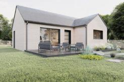 Maison+Terrain de 3 pièces avec 2 chambres à Nantes 44300 – 272800 € - CVAS-21-02-02-5