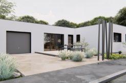 Maison+Terrain de 5 pièces avec 4 chambres à Mouzeil 44850 – 338519 € - CVAS-21-04-30-26