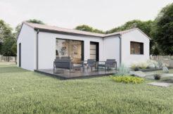 Maison+Terrain de 3 pièces avec 2 chambres à Derval 44590 – 142955 € - CVAS-21-04-30-35