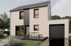 Maison+Terrain de 5 pièces avec 4 chambres à Saint-Herblain 44800 – 414427 € - CVAS-21-04-02-6