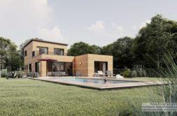 Maison+Terrain de 5 pièces avec 3 chambres à Mittainville 78125 – 409134 € - SPA-21-02-06-27