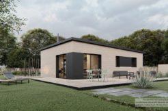 Maison+Terrain de 3 pièces avec 2 chambres à Vernon 27200 – 248350 € - ABOI-21-01-27-34