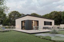 Maison+Terrain de 3 pièces avec 2 chambres à Vernon 27200 – 224836 € - ABOI-21-01-27-29