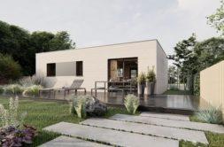 Maison+Terrain de 3 pièces avec 2 chambres à Ézy-sur-Eure 27530 – 211784 € - ABOI-21-01-27-67
